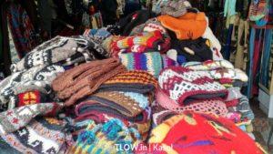shopping in kasol