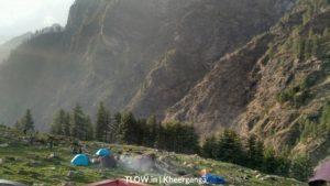 view of kheerganga