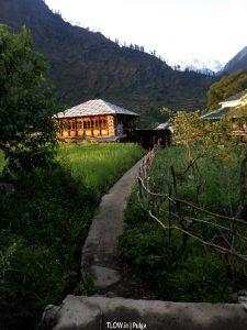 Boom Shankara home stay in Pulga