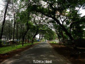 road to bordi village