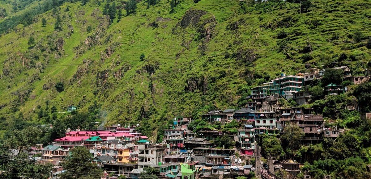 Manikaran town