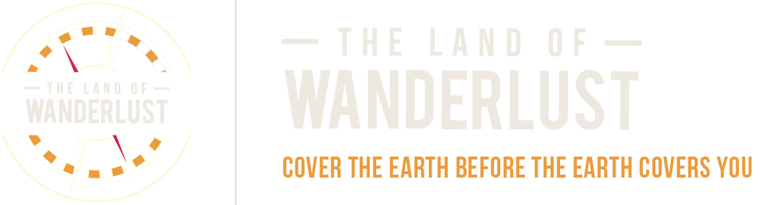 The Land Of Wanderlust logo
