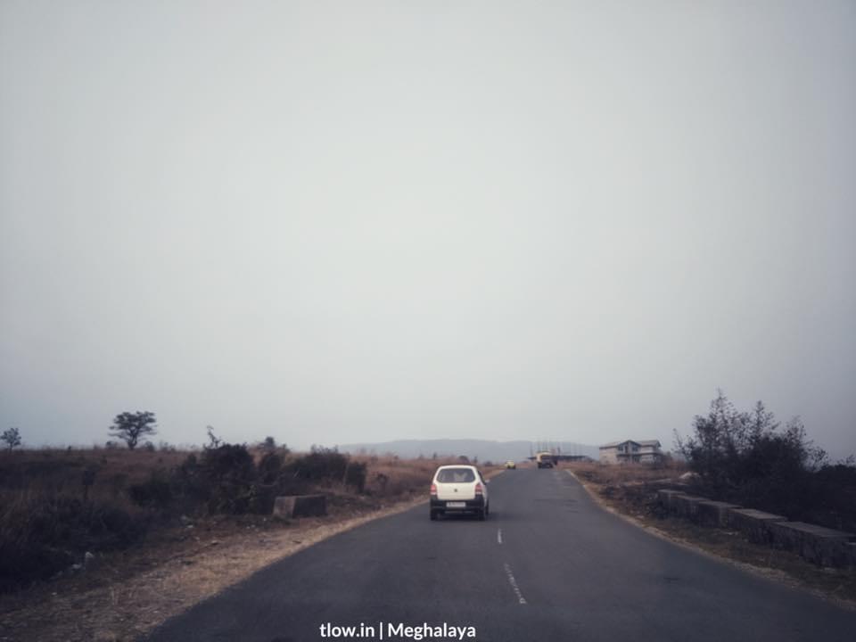 Meghalaya roads