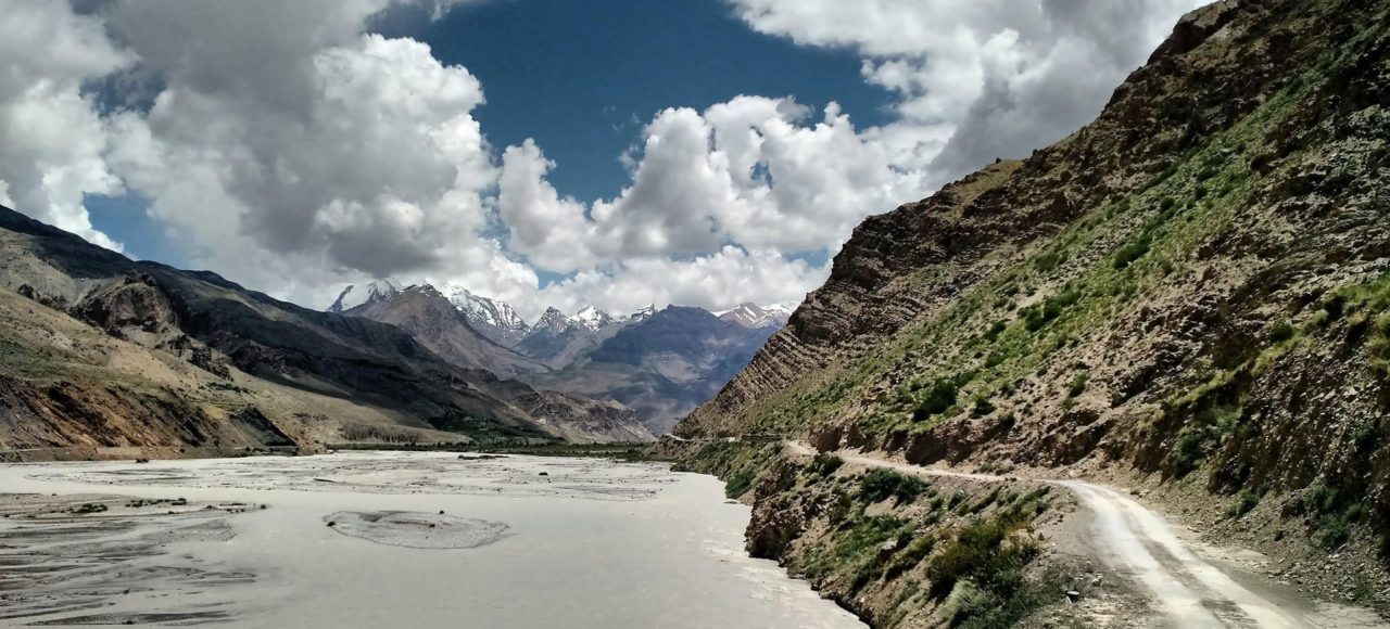 Mud Spiti valley