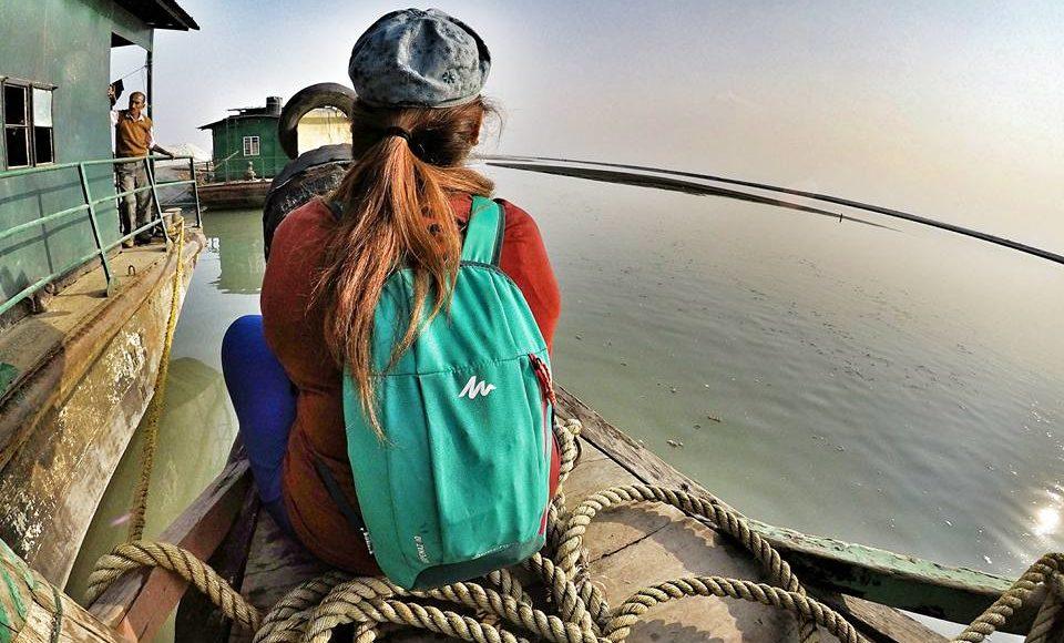 Majuli boat ride