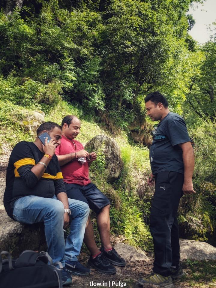 4g at Pulga village