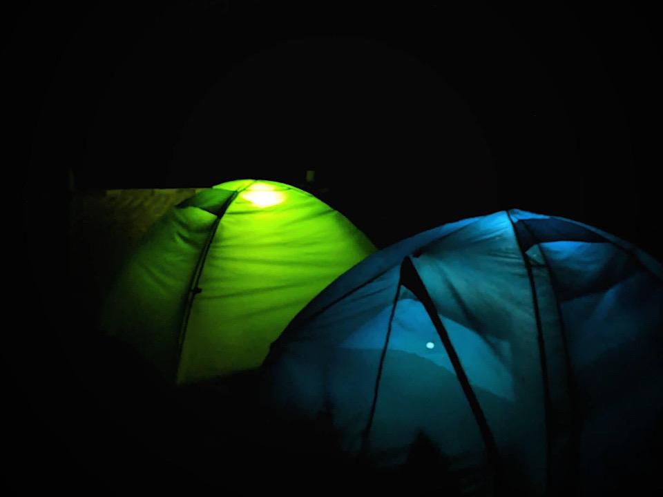 Dawki camping