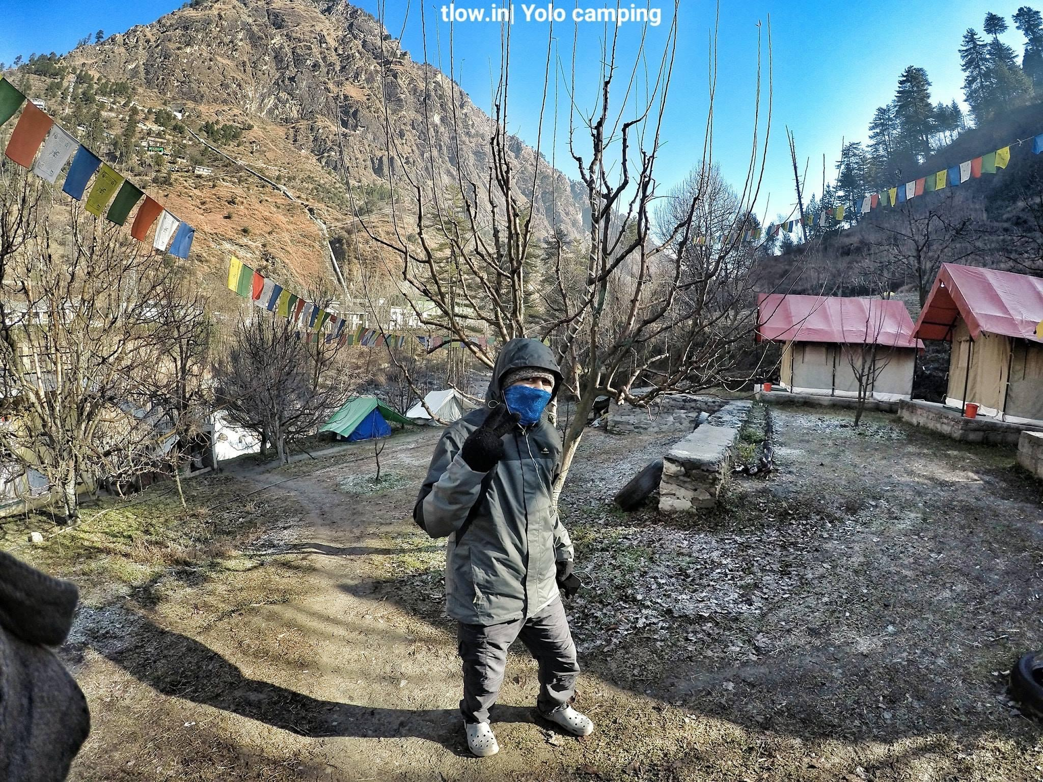 Solo Backpacking to Kasol