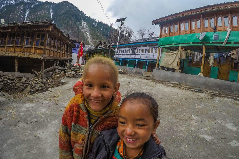 Grahan Village Kids