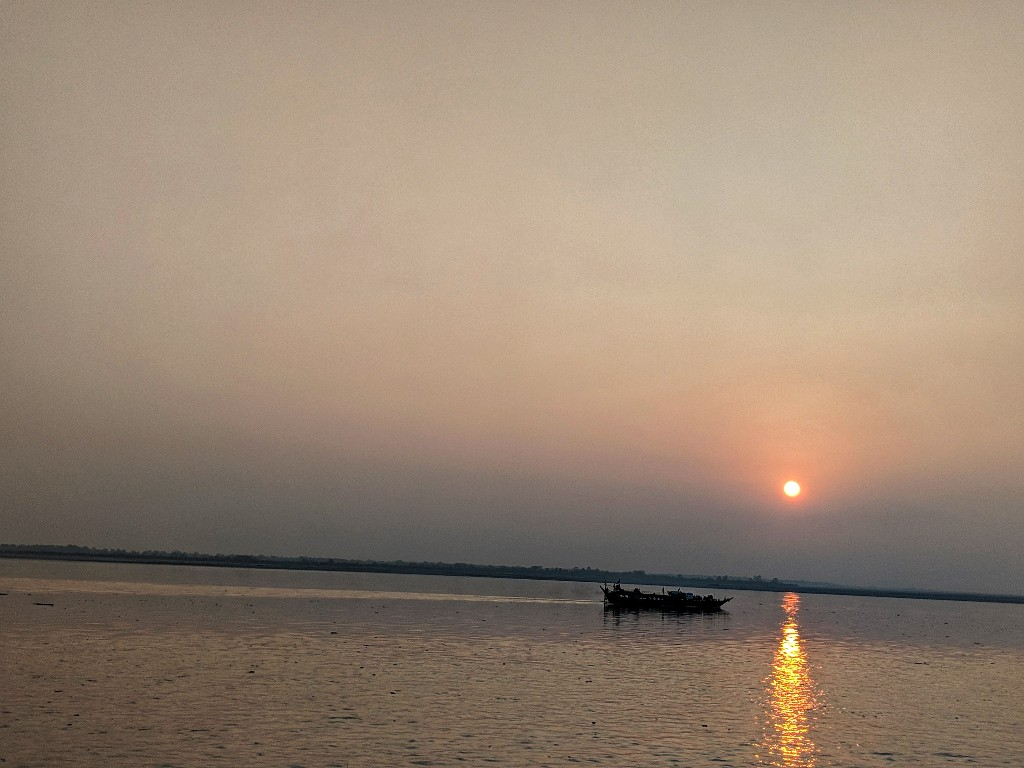 Majuli sunset
