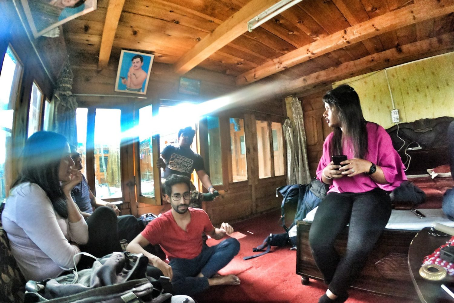 Chitkul home stay