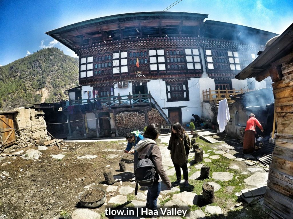 haa valley home stay