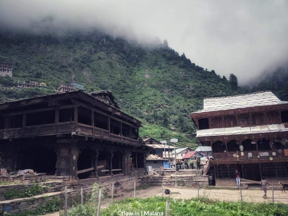Malana Village Kullu