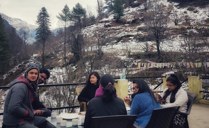 Tlow internship at Yolo Kasol
