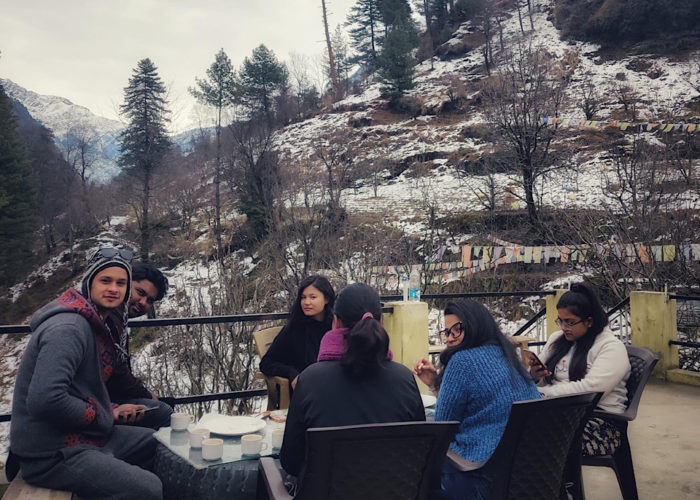 Tlow internship at Yolo Kasol