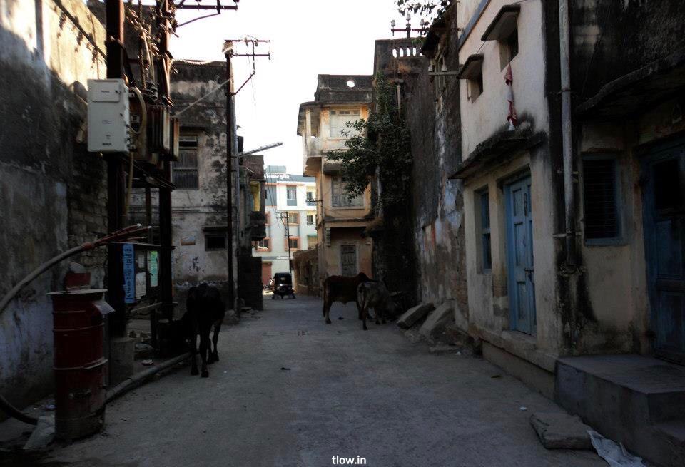 Streets of Junagadh