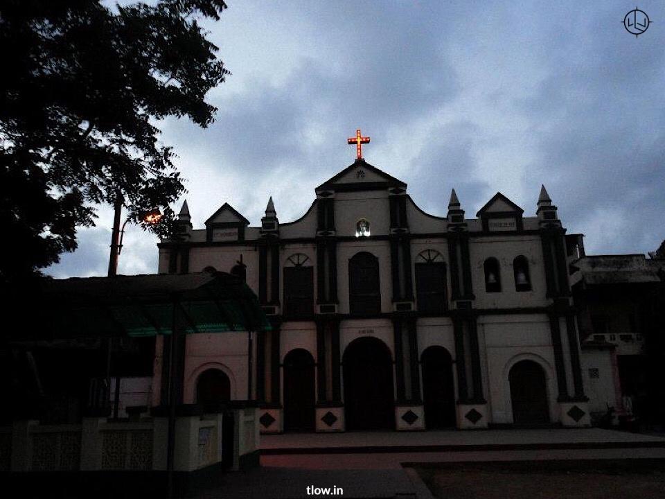 Nani Daman church