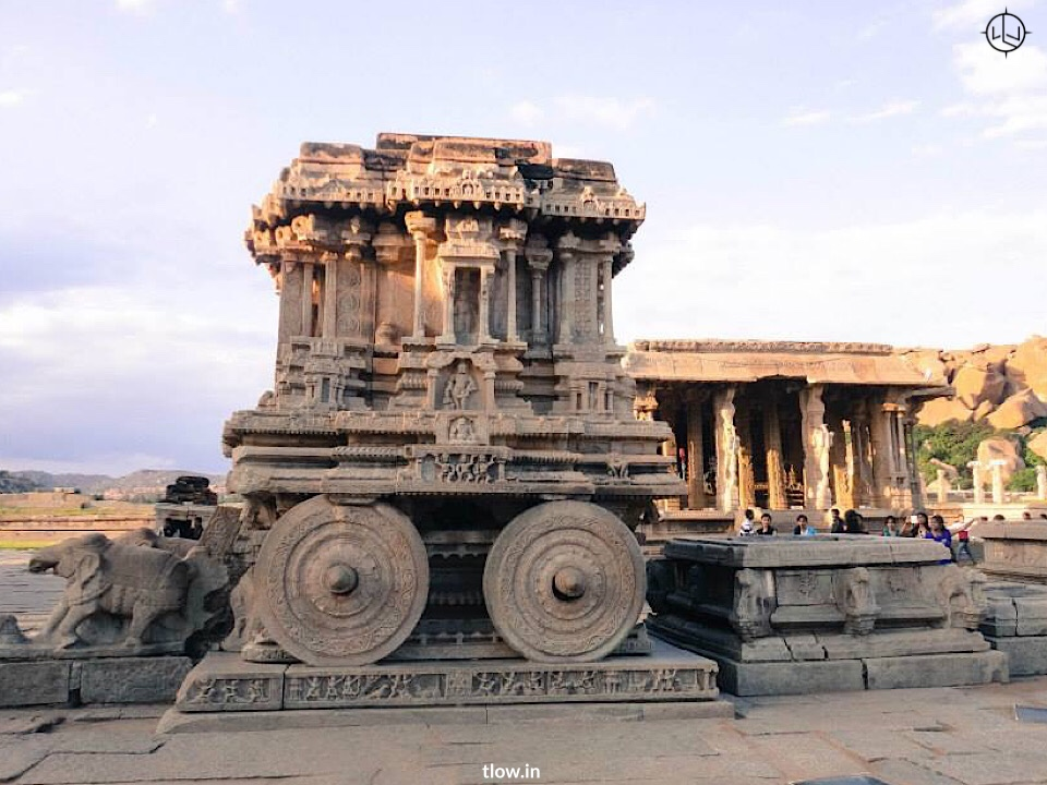 Chariot at Hampi