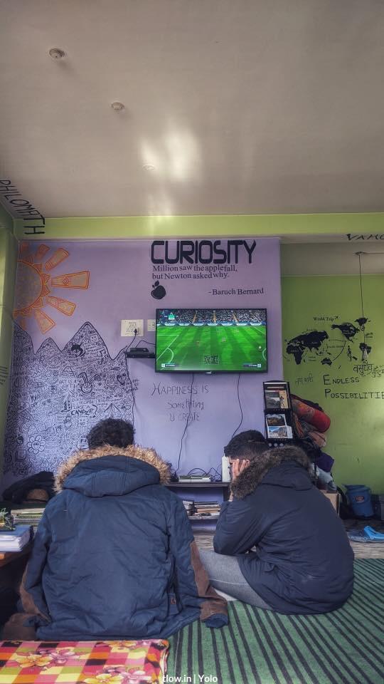 Fifa at Yolo Kasol