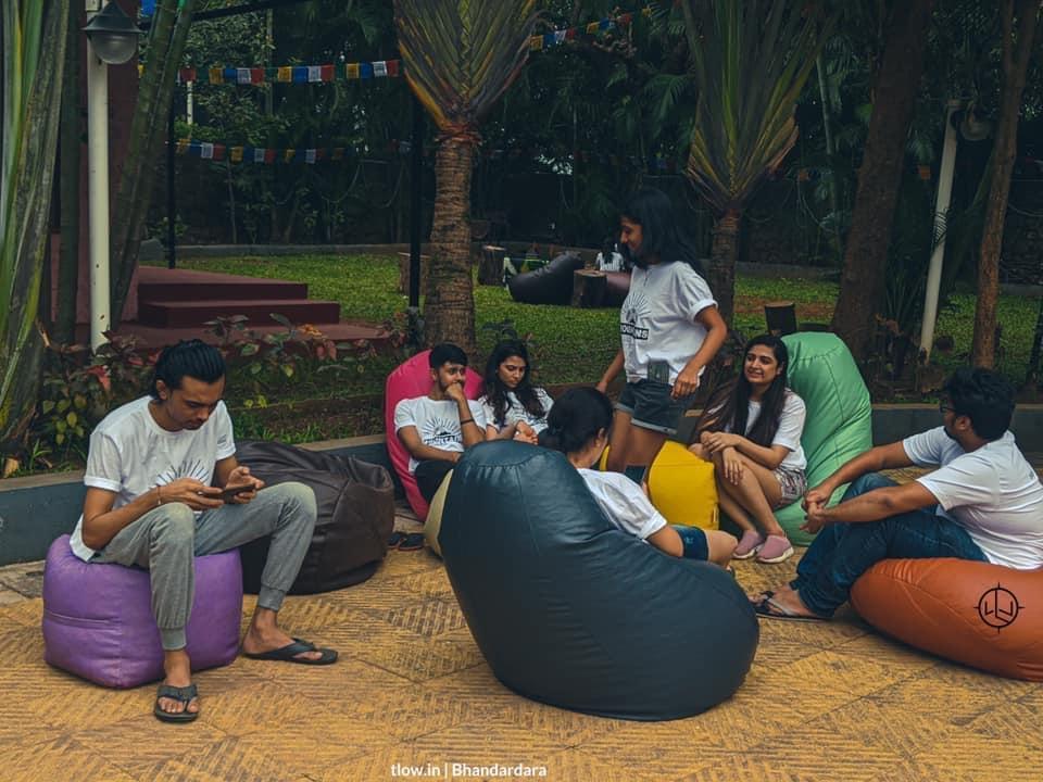 Chill vibe at Bhandardara Yolo cafe 2.0
