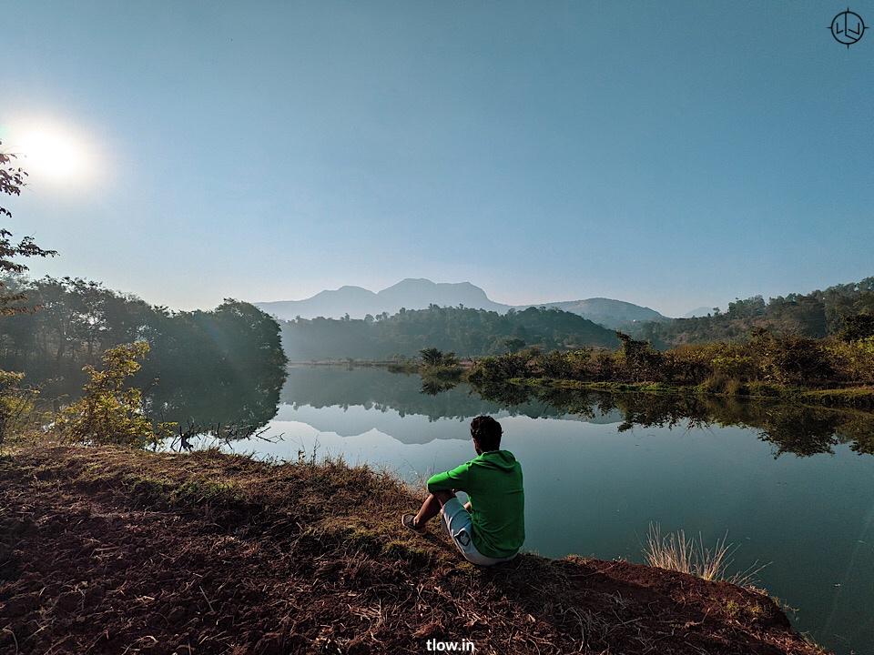 Bhandardara paradise view