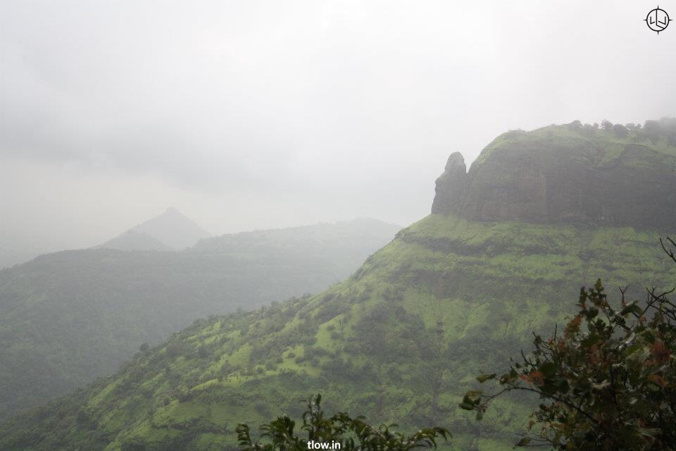 Matheran hill top