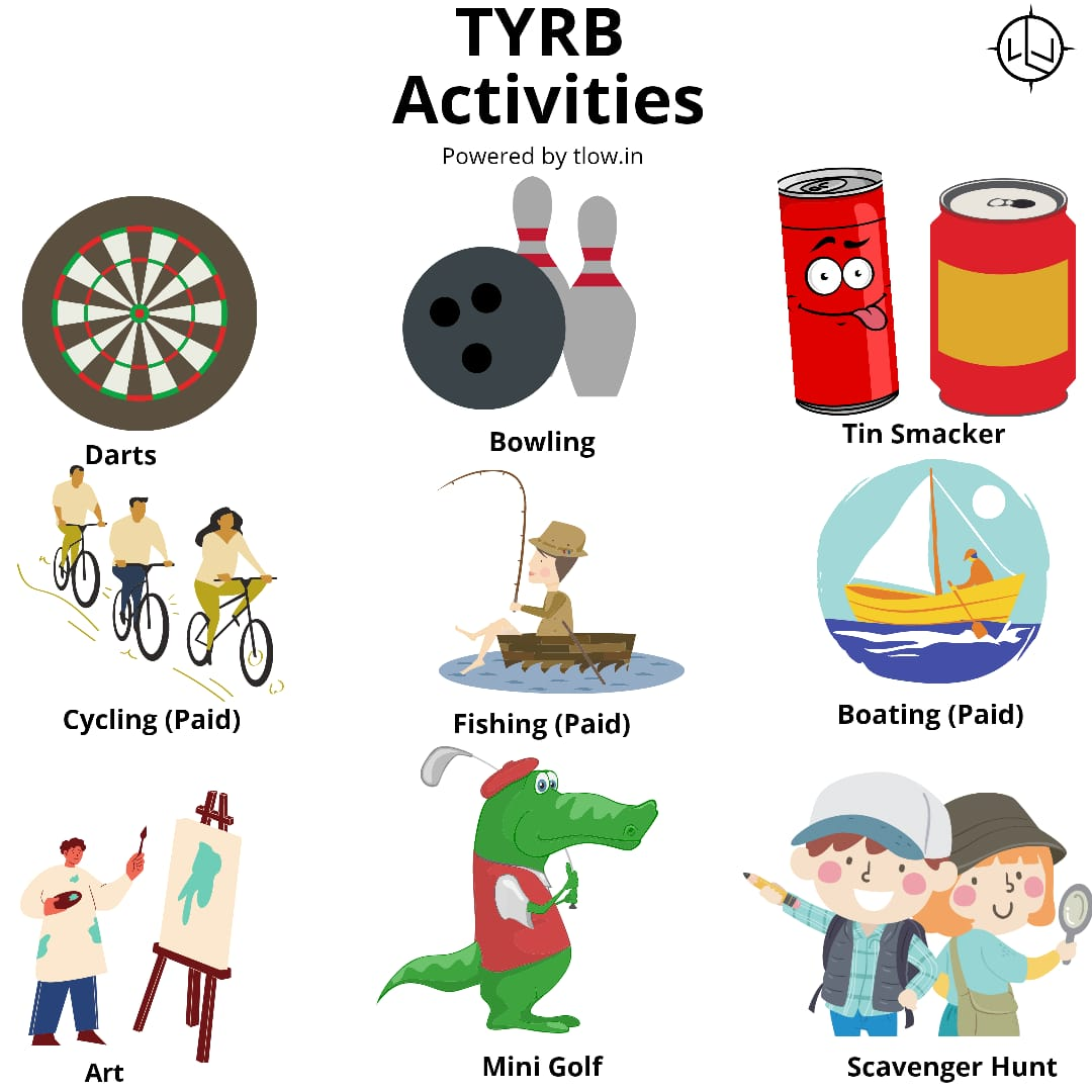 TYRB activties