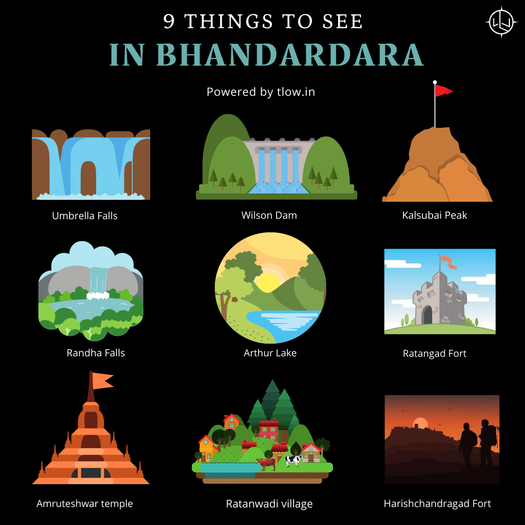 Things to see in Bhandardara