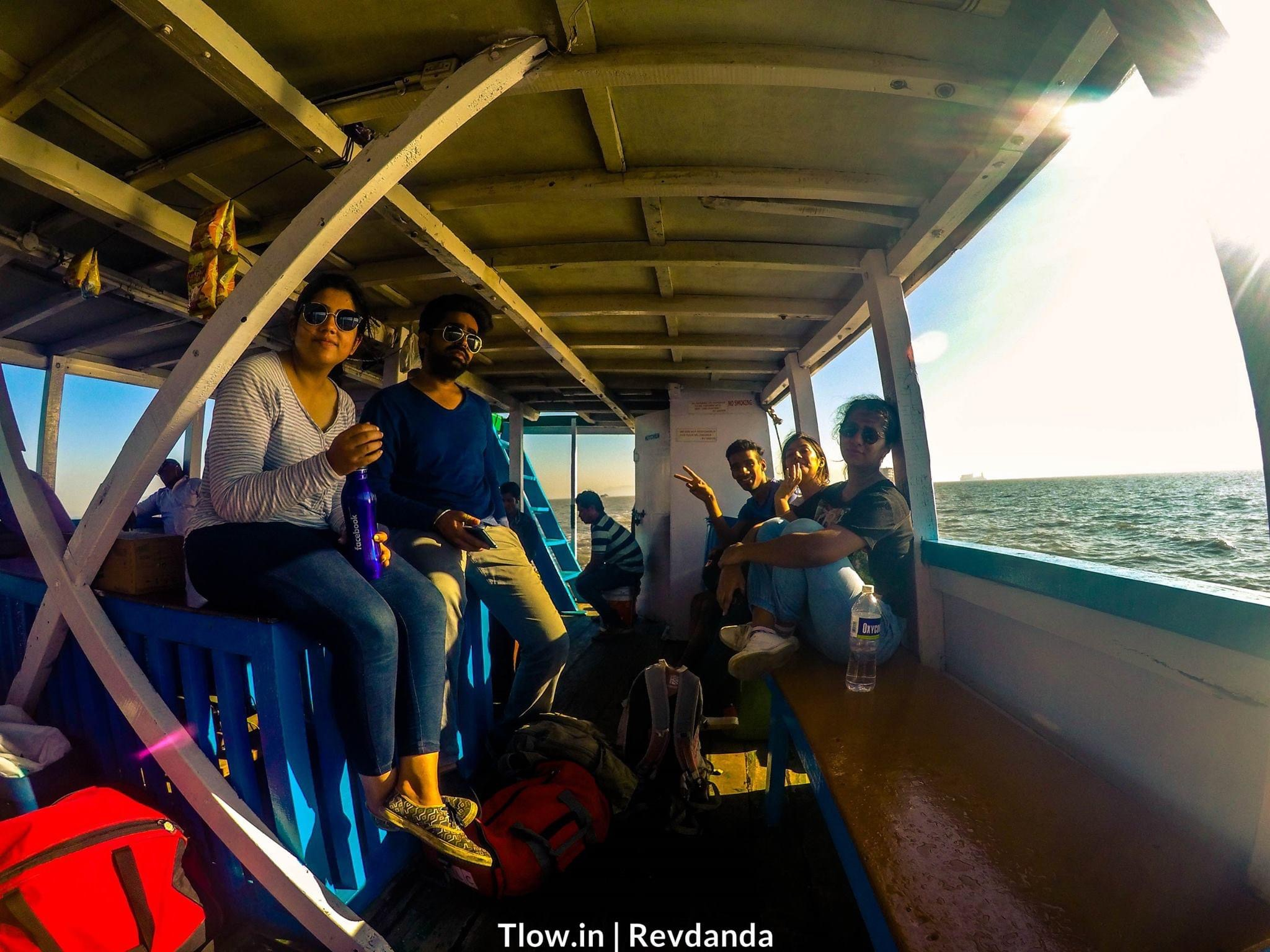 Boat ride gateway