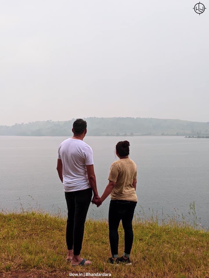 Couple outing at Bhandardara