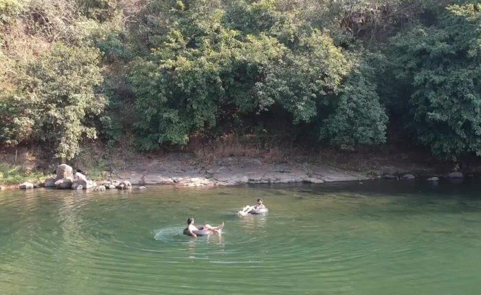 Bhandardara river side stay