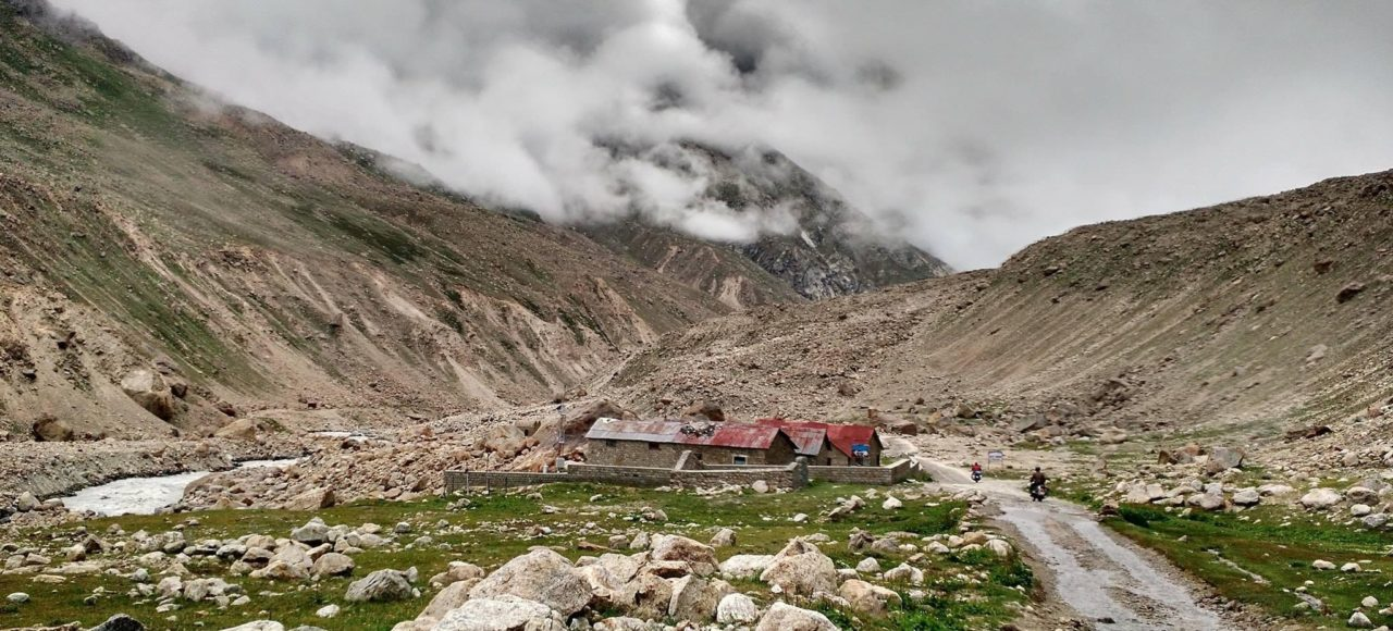Road to Spiti valley