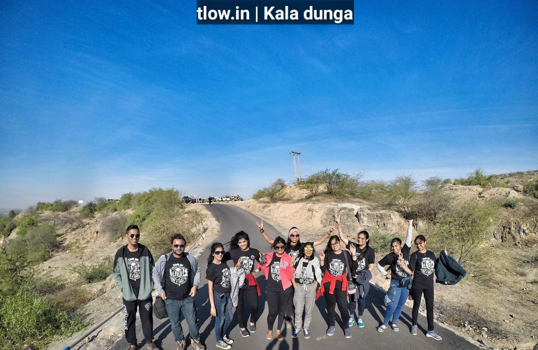 Tlow group picture at Kutch