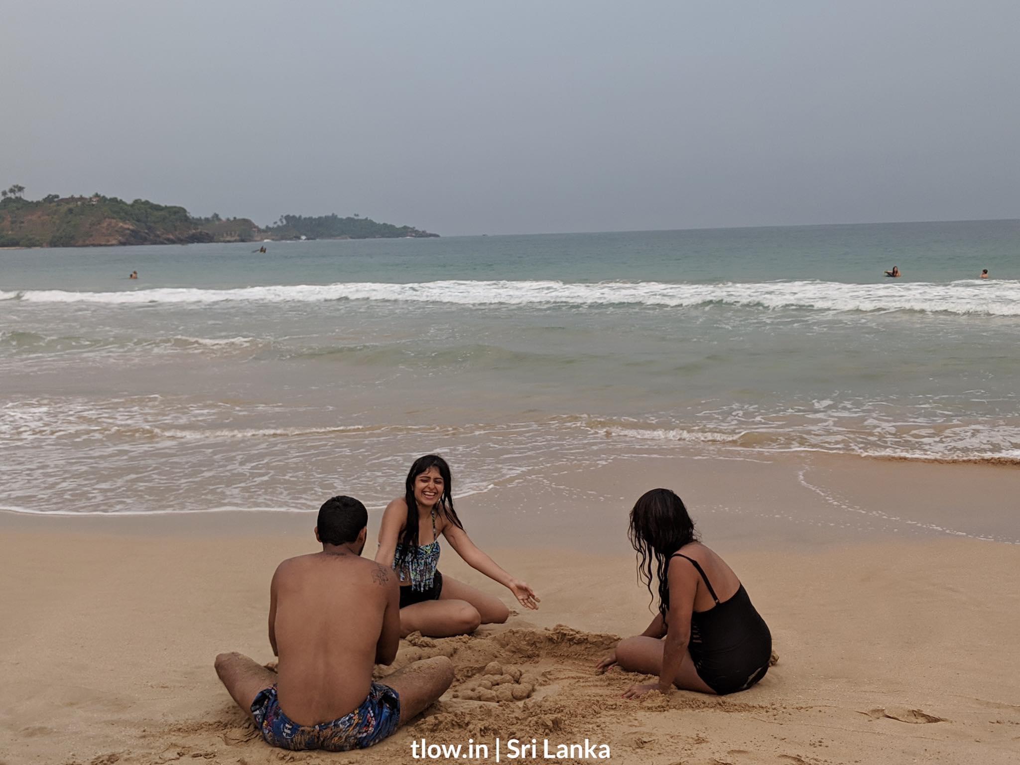 Tallel beach