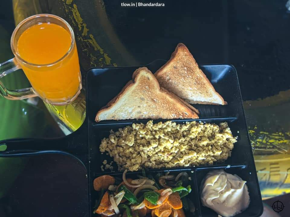 breakfast combo at Yolo cafe 2.0
