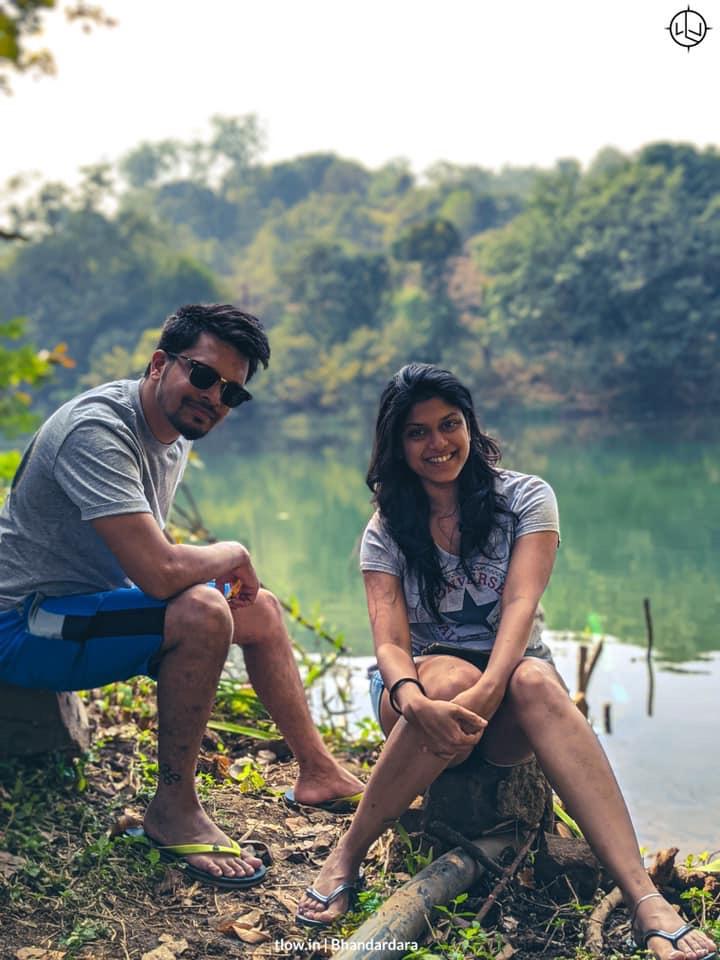 Couple outing to Bhandardara